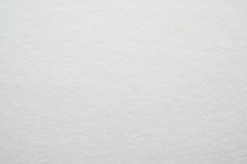 White paper texture close up background