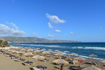 Amoudara Strand, Heraklion/Kreta