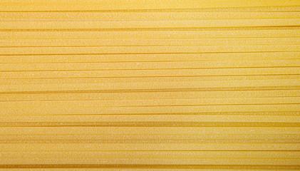 texture of pasta spaghetti, horizontal macro photography