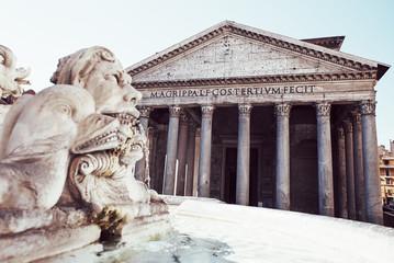 Panteon w Rzymie z innego punktu widzenia