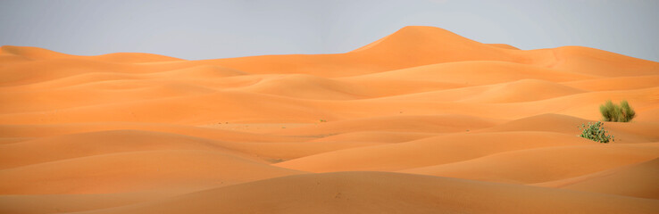 Hatta Sand Dunes, UAE