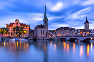 Zurich, largest city in Switzerland