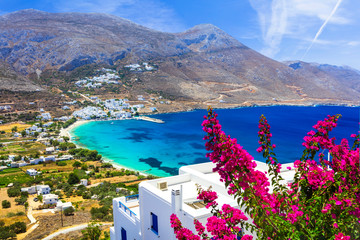 luxury Greek holidays - Amorgos island,Aegialis bay, Cyclades