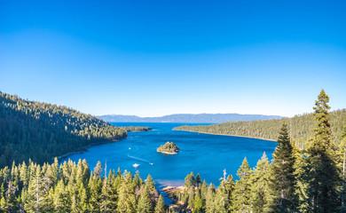 Emerald Bay, Lake Tahoe, Kalifornia, USA