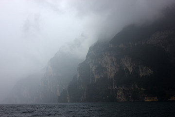 Lake Garda in October