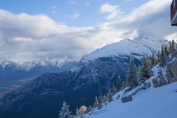 Banff National park, October