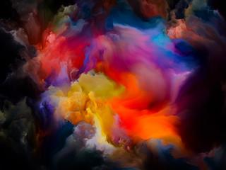Colorful Abstract Smoke