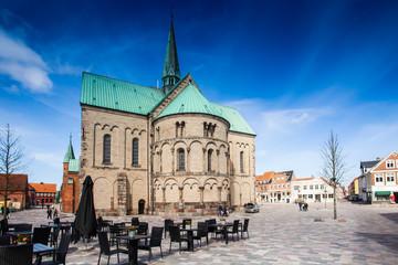 Ribe Cathedral, Ribe, Denmark, Europe