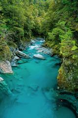 New Zealand tourism blue pools 2