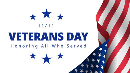 Happy and Free Veterans Day November 11th
