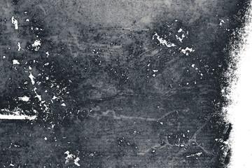 Grunge black and white background for design.