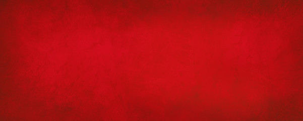 old red paper background in Christmas colors with marbled vintage texture in elegant website or textured paper design