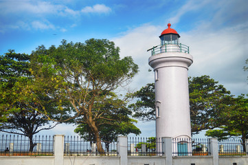 Beautiful Kozhikode light house