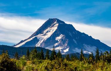 Mount Hood, Oregon's highest mountain