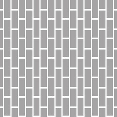 black and white seamless pattern with floor