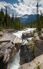 Banff National Park, Icefield Parkway, Alberta, Canada