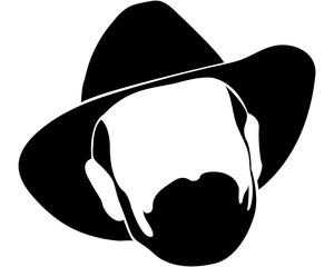hombre vaquero