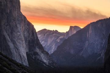 Yosemite national parc - USA