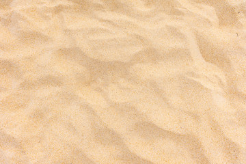 Background Texture, Full Frame Of Beautiful Fine Beach Sand Nature Texture.