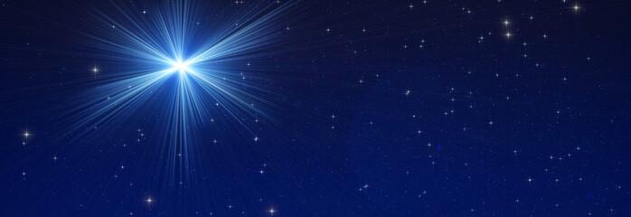 Milky way stars on a dark night sky.