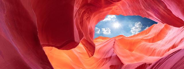 Abstract Canyon Antelope near Page Arizona