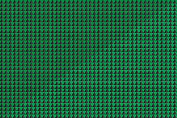 Triangle pattern design black color and green wallpaper illuatration