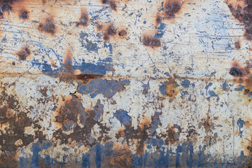 Rust on old wall background,texture