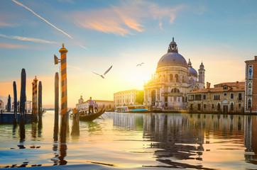 Kanał Gand w Wenecji