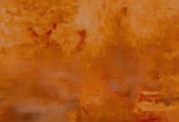 Streszczenie grunge tekstury tła. Akcyjna abstrakcja na płótnie. Realistyczne malowanie cyfrowe. Niesamowity prosty wzór tła. Piękna tapeta HD. Suche pędzle olejne na płótnie.