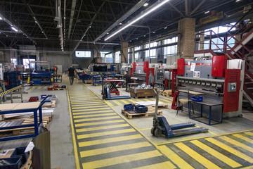 plant of lighting technologies and lighting equipment