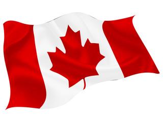 カナダ   国旗 世界 アイコン