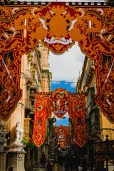 Festival in Valletta, Malta
