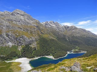 Routbourn track, New Zealand