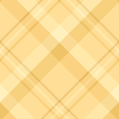 Seamless pattern in great discreet beige colors for plaid, fabric, textile, clothes, tablecloth and other things. Vector image. 2
