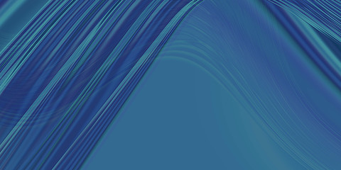 abstract background with waveform design