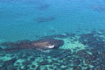 Full Frame Shot Of Turquoise Sea