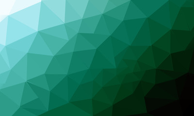 low polygons and triangles abstract background illustration