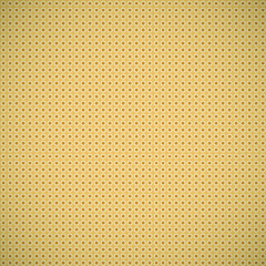 Light dotted beige texture. EPS10 vector seamless background.
