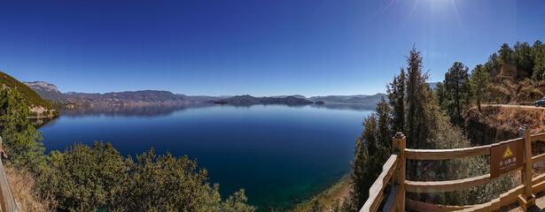 Lugu Lake, Lijiang, China Yunnan