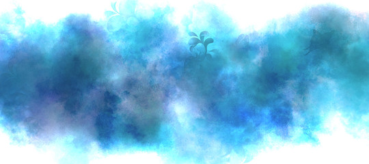 abstract flower flowers gradient beautiful colorful background bg texture paint painting wallpaper art watercolor bright cloud clouds sky water reflection aqua acrylic herbs