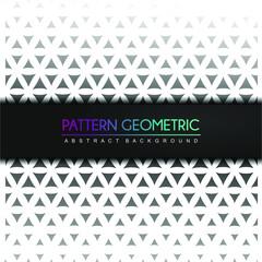 Abstract colorful Islamic pattern, geometric patern