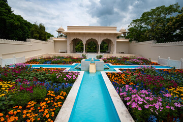 Hamilton Gardens - The Indian Char Bagh garden was the original Paradise Garden
