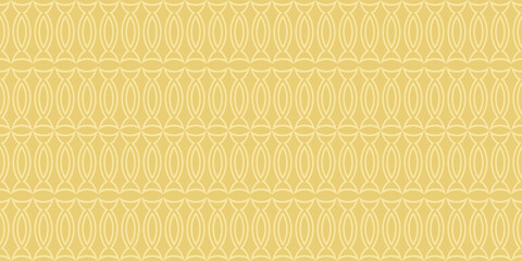 Abstract background pattern with decorative ornaments on a gold background. Wallpaper texture for your design