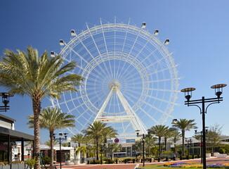 Riesenrad am International Drive, Orlando, Florida