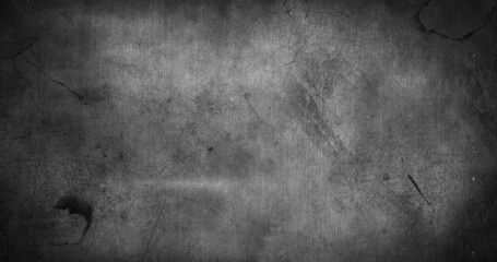 Image of grey marks and specks trembling and shaking on seamless loop on grey background
