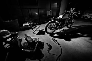 バイク趣味の時間
