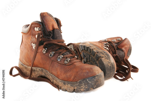 hiking boots