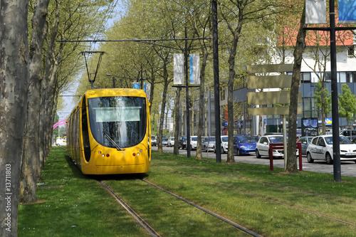 tramway de mulhouse