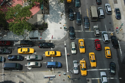 Vue de New York