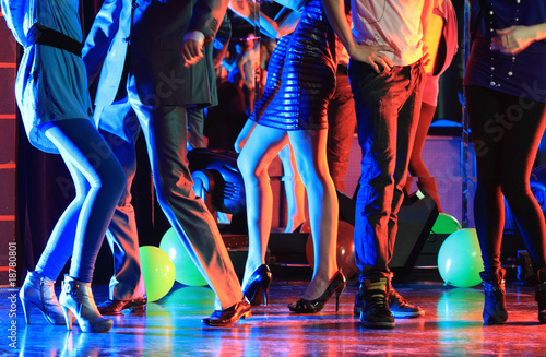 Nocna impreza taneczna
